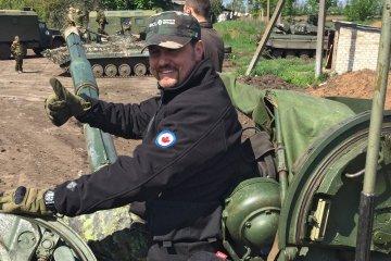 Ihor Kosak, Offizier der Reserve der Streitkräfte Kanadas