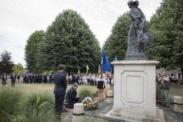 Порошенко почтил память Анны Ярославны