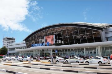 Boryspil continúa recibiendo vuelos de evacuación con ucranianos