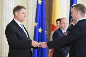 Посол України в Румунії вручив вірчі грамоти президенту Клаусу Йоханнісу