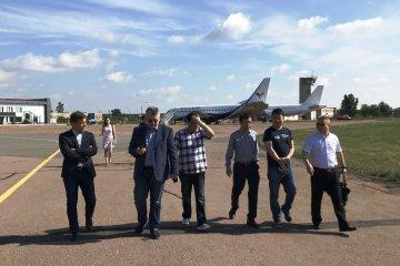 """Китайская компания готова инвестировать $10 миллионов в аэропорт """"Житомир"""""""