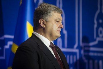 Poroschenko: Russische Aggression stört Investoren nicht