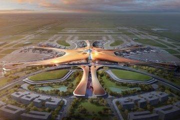 В Поднебесной построят крупнейший на планете аэропорт