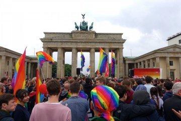 """Меркель пояснила, чому не голосувала за """"шлюби для всіх"""""""