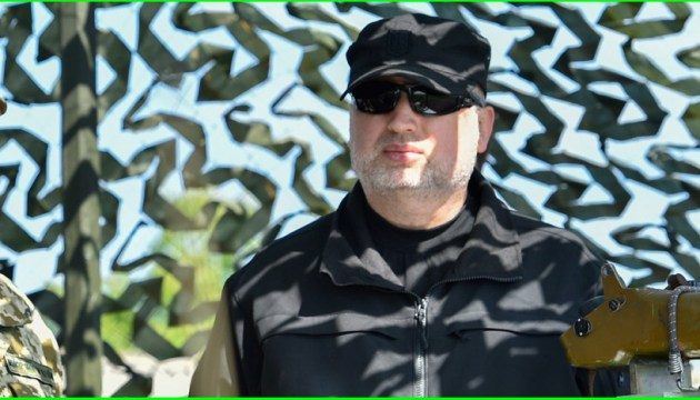 Turchynov supposes creation of Russian strike groups for invasion of Ukraine