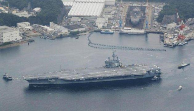 Японія і США розпочали триденні військові навчання