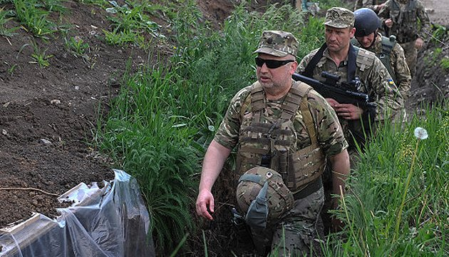 Military communication is high-tech basis of Armed Forces of Ukraine - Turchynov