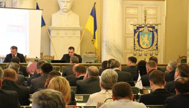 Амнистия для АТОшников: Львовский облсовет таки принял