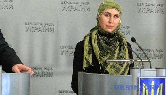 Окуєва розповіла про стан пораненого чоловіка