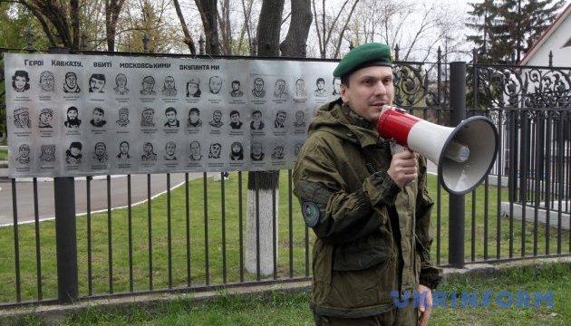 Доброволец Осмаев успешно восстанавливается после нападения