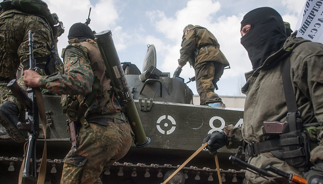 Les combattants pro-russes ont reçu l'ordre de se préparer à attaquer