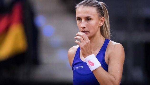 Цуренко проиграла Остапенко из Латвии в 1/16 финала Ролан Гаррос-2017