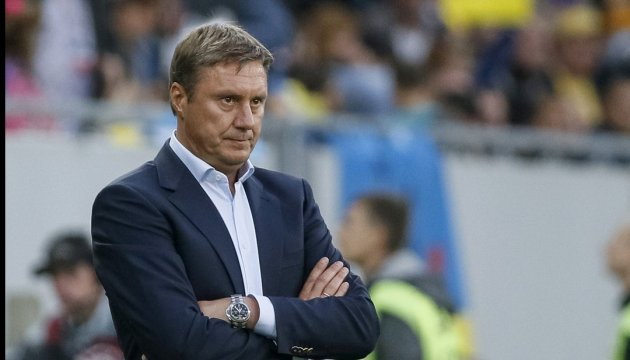 Олександр Хацкевич – головний тренер «Динамо»