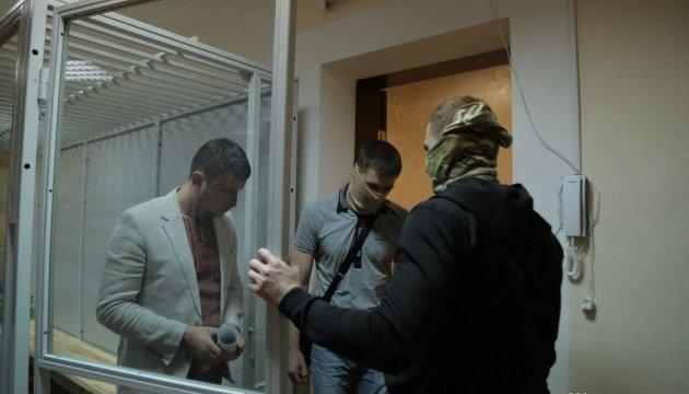 Викрадення бізнесмена: обухівського копа взяли під варту на два місяці