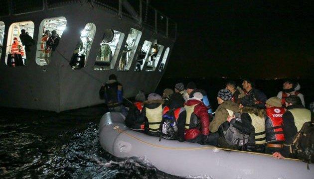 У Середземному морі врятували півсотні мігрантів