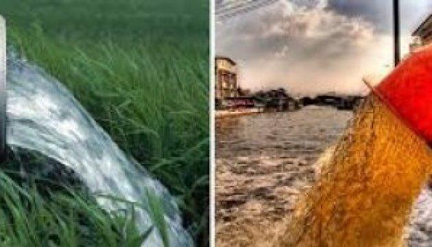 Стан водних ресурсів країни - під пильною увагою громадян - Урядовий контактний центр