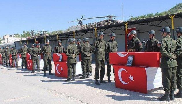 Курди заявили, що збили турецький військовий гелікоптер
