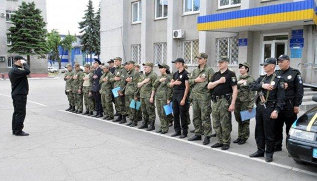 Поліція Донеччини на вихідні посилила безпеку в курортних районах