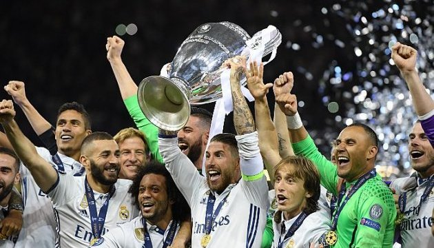 Досконалий «Реал», космічний Роналду
