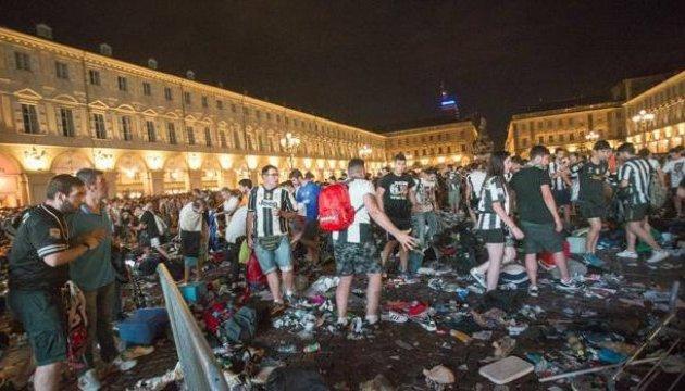 В Італії понад 600 осіб постраждали у тисняві після матчу