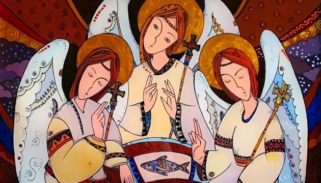 Порошенко и Гройсман поздравили украинцев с Днем святой Троицы