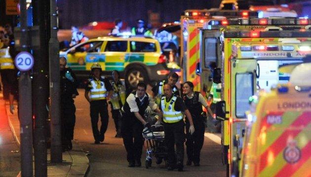 Из-за двойного теракта в Лондоне арестовали 12 человек