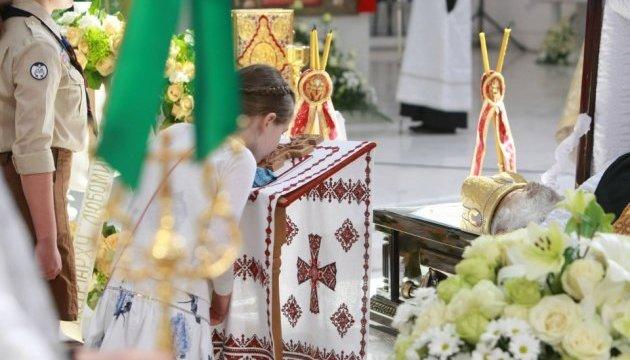 Патріарх Філарет відслужив панахиду за Любомиром Гузаром