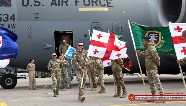 США і Грузія працюють над продовженням взаємодії у сфері оборони