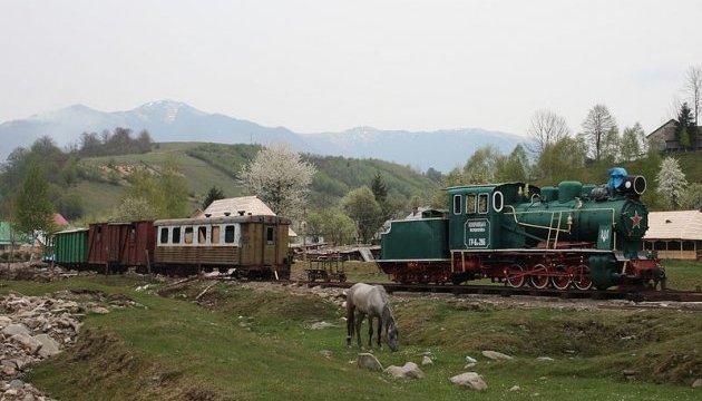 На Закарпатье начнет курсировать исторический поезд