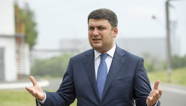 Groysman hopes for successful cooperation with new British government