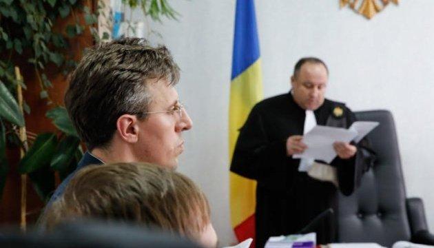 Мер Кишинева залишається під домашнім арештом