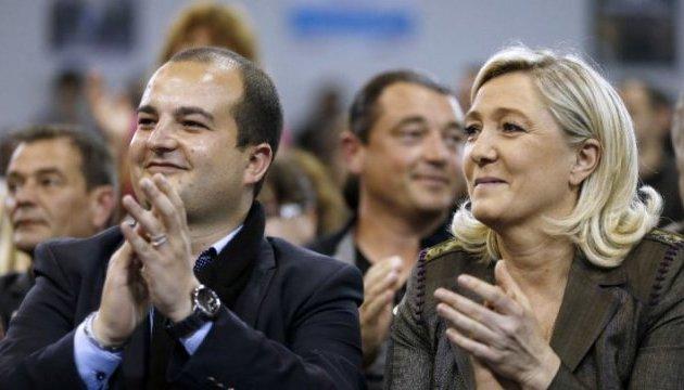 Накануне выборов партия Ле Пен может
