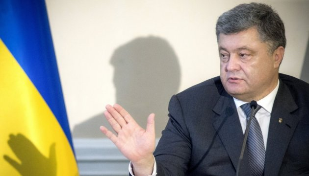 Agreement on weapons from the US can be signed in October – Poroshenko
