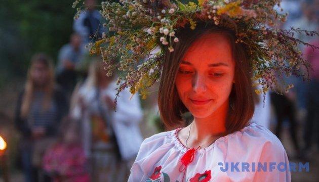 Під Чорнобилем відтворять стародавній обряд русалок