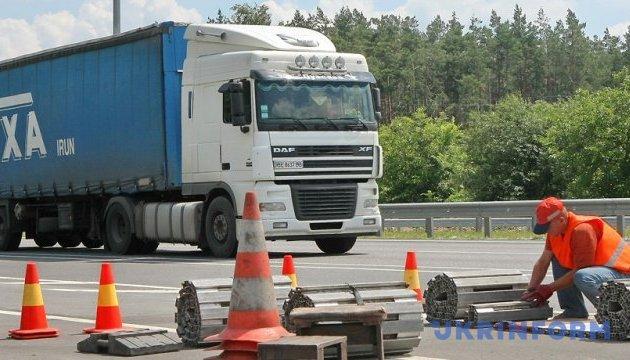 Херсонщина обмежила рух вантажівок на низці доріг