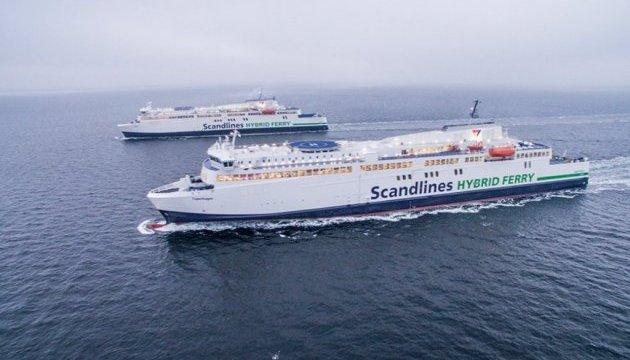 Поромне сполучення між Данією і Німеччиною зупинили через загрозу теракту