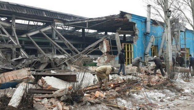 Frankreich hilft dem Donbass