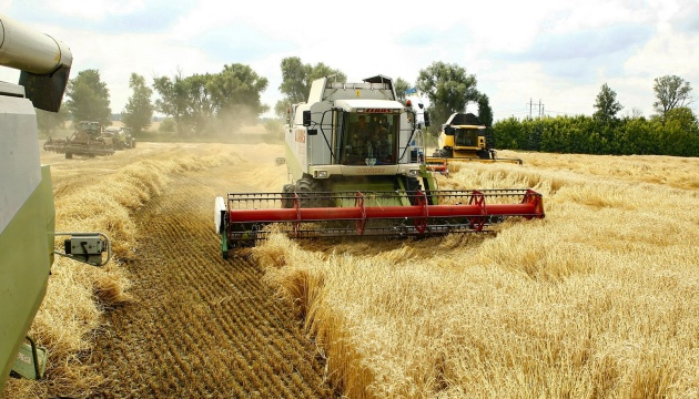 Ukraine has exported 39 million tons of grain crops
