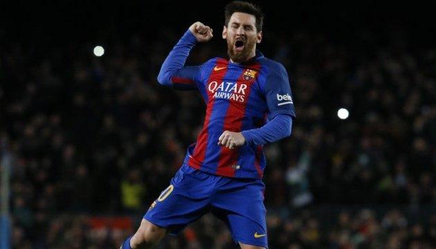 ЗМІ: Мессі зароблятиме більше 1 млн євро в тиждень