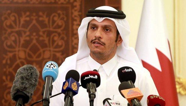 Глава МЗС Катару: Ця суперечка погрожує стабільності всього регіону