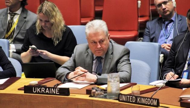 Ракетний скандал: Київ наполягає на розслідуванні в ООН – Єльченко
