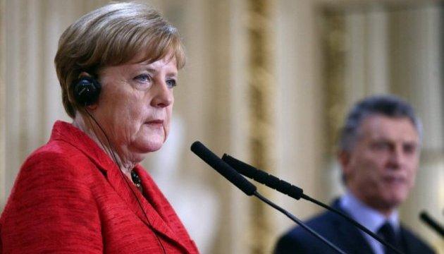 Криза в Перській затоці: Меркель закликає знайти вихід і