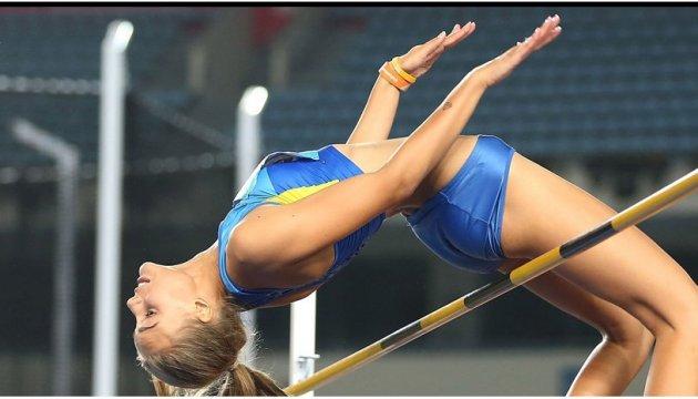 Ukrainian high jumper Levchenko crowned female Rising Star of the Year