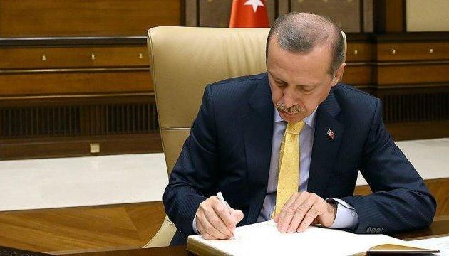 Ердоган відправляє турецькі війська у Катар