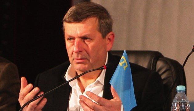 Le soi-disant procureur criméen exige une peine de 8 ans de prison pour Akhtem Tchiygoz