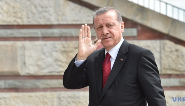 Turkish president to visit Ukraine on October 9