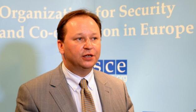 Представник ОБСЄ закликав Росію звільнити Семену й Сущенка