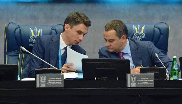 Генеральний секретар ФФУ отримав посаду в УЄФА