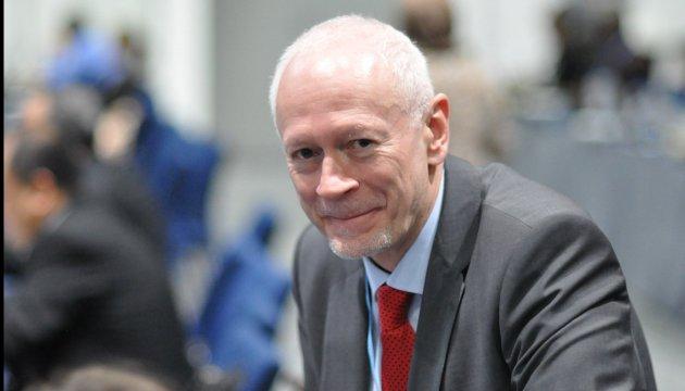 Евродепутат назвал закон о реинтеграции Донбасса свидетельством единства Украины