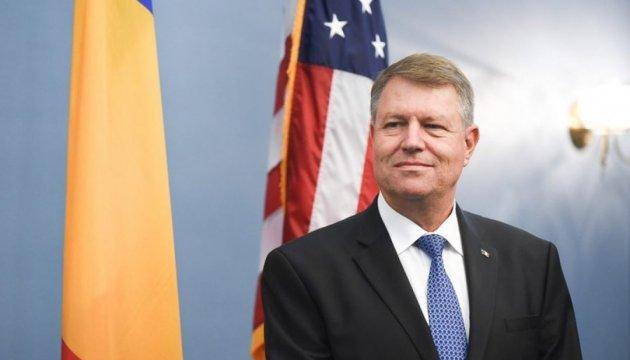 Le Président de la Roumanie se rendra en Ukraine